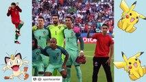 Videos chistosos -videos de risa 2016 -videos de futbol De Risa Cristiano ronaldo P34