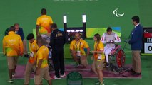 Day 7 evening _ Wheelchair Fencing highlights _ Rio 2016 Paralympic Games-17VG49fV8Hc