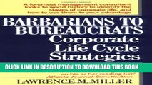 Collection Book Barbarians to Bureaucrats:  Corporate Life Cycle Strategies