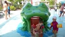 Детский аквапарк _ Водные горки _ Antalya rixos The world of Legends