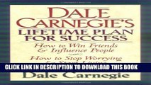 Collection Book Dale Carnegie s Lifetime Plan for Success: The Great Bestselling Works Complete In