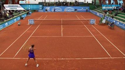 1/2 finale EOB16 - Cirstea / Sramkova