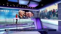 Front national : David Rachline, directeur de campagne de Marine Le Pen
