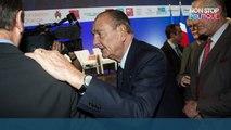 Jacques Chirac hospitalisé : Nicolas Sarkozy, Alain Juppé et Jean-François Copé réagissent