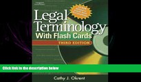different   Legal Terminology with Flashcards (West Legal Studies)