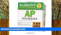 behold  Barron s AP Psychology Flash Cards (Barron s: the Leader in Test Preparation)