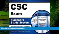 there is  CSC Exam Flashcard Study System: CSC Test Practice Questions   Review for the Cardiac
