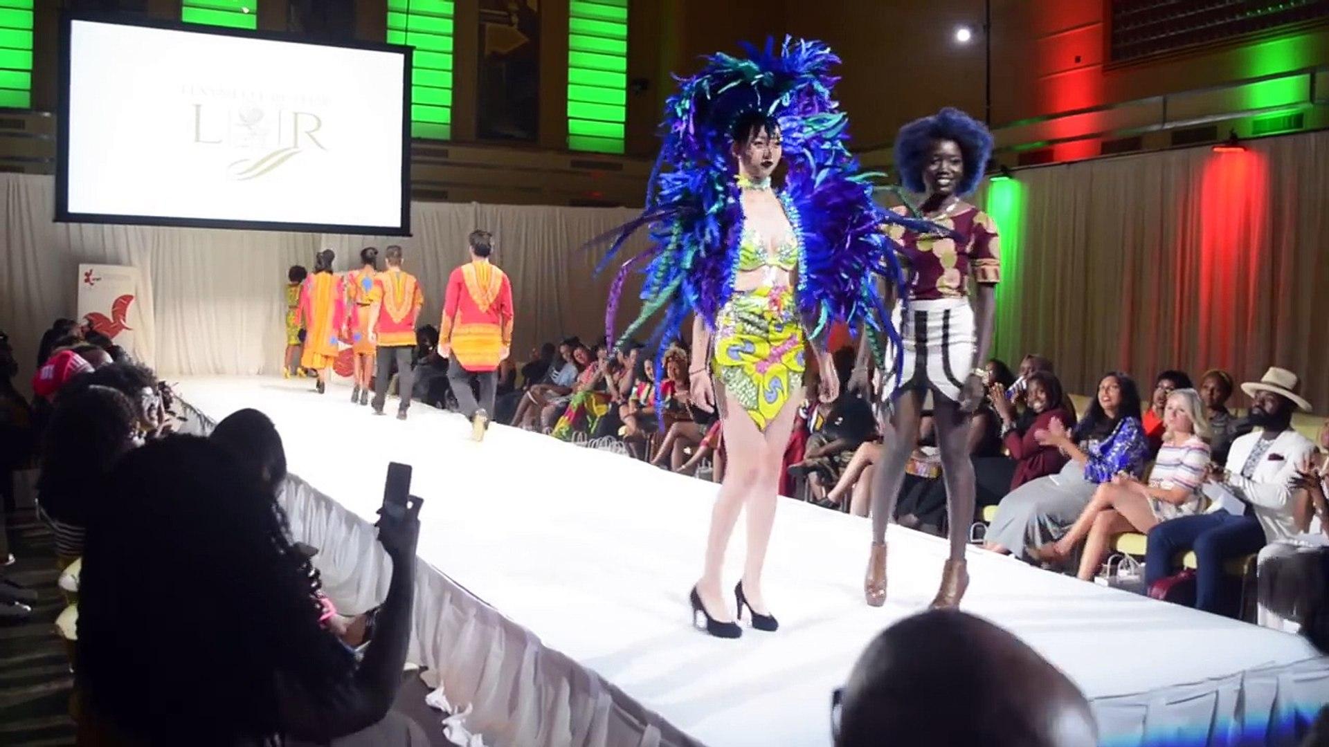 African Fashion Stuns At African Fashion Week Toronto