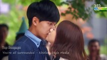 Kiss korean drama   korean kiss scene collection