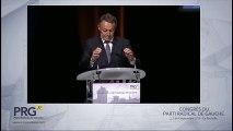 Congrès PRG 2016 - Discours de Thierry Braillard