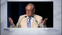 Congrès PRG 2016 - Discours de Jacques Mézard