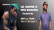 Wiz Khalifa feat Lil Wayne - Fucked Up (Official Audio)