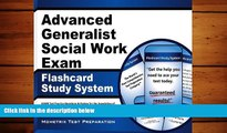 complete  Advanced Generalist Social Work Exam Flashcard Study System: ASWB Test Practice