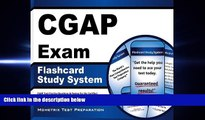 behold  CGAP Exam Flashcard Study System: CGAP Test Practice Questions   Review for the Certified