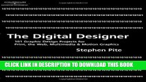 [PDF] The Digital Designer: 101 Graphic Design Projects for Print, the Web, Multimedia, and Motion