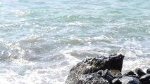 Sea - 4886 vagues sur les rochers