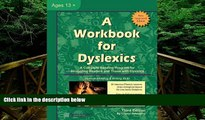 behold  A Workbook for Dyslexics, 3rd Edition