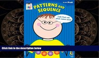 behold  Patterns and Sequence Stick Kids Workbook, Grade PreK (Stick Kids Workbooks)