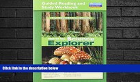 different   SCIENCE EXPLORER FROM BACTERIA TO PLANTS GUIDED READING AND STUDY       WORKBOOK 2005C