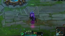 Dark Star Thresh Skin Spotlight - Pre-Release - League of Legends