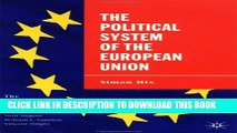 [PDF] The Political System of the European Union: The European Union Series Popular Colection