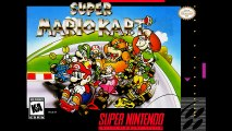 Kirby Super Star Peanut Plains Dynable Area 1 SNES Super Mario Kart Style Soundfonts OST Theme Song Music Official Video Nintendo 2016