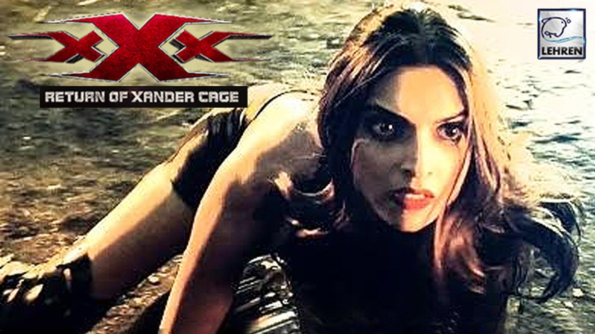 Deepika Padukone's Wild Hot Look For xXx 3