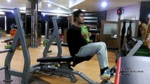 SIX PACK WORKOUT Teen Bodybuilder - video dailymotion