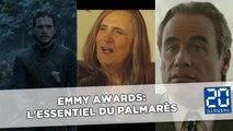 Emmy Awards: «Game of Thrones» et les autres, l'essentiel du palmarès