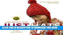 [PDF] Lion Brand Yarn: Just Hats: Favorite Patterns to Knit and Crochet Full Online