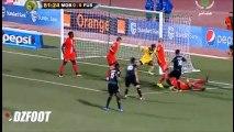 CAF CC : MO Béjaïa 0-0 FUS Rabat