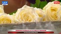 Cérémonie d'hommage aux victimes du terrorisme - Evénement (19/09/2016)