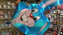 Folyo Balon Şişirme - folyo balon nasıl indirilir? - Parti Dükkanım - rakam balon - harf balon - kalp ve sedefli balon