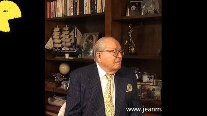 Jean-Marie Le Pen VS Les inconnus