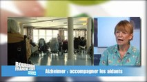 Alzheimer, accompagner les aidants : Bourgogne Franche-Comté Matin