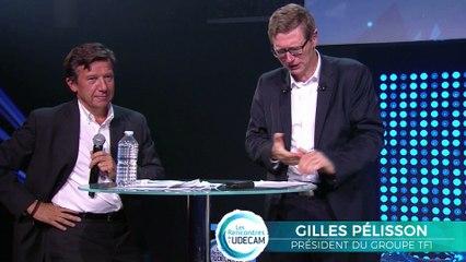 Keynote : Gilles Pélisson