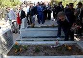 Sivas'ta Gaziler Günü'nde Şehit Mezarları Ziyaret Edildi
