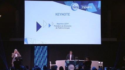 Keynote : Maurice Lévy