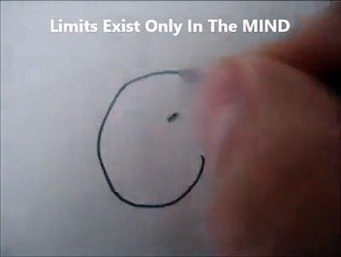 les limites existent seulement dans la tête