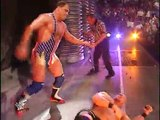 WWF Unforgiven 2001 - Stone Cold Steve Austin v.s Kurt Angle - WWF Championship
