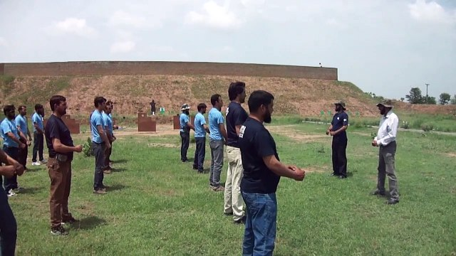 Private Security Guard Training Vital Security