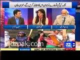 Haroon Rasheed gives a shut-up call to Habib Akram when he was continuously criticizing Imran Khan for no reason