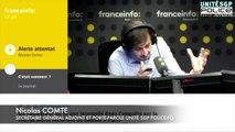 Que penser du système alerte attentat ? Nicolas COMTE sur France Info