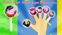 #Peppa Pig #Batman vs #Superman #Finger Family #Nursery Rhymes Lyrics and More