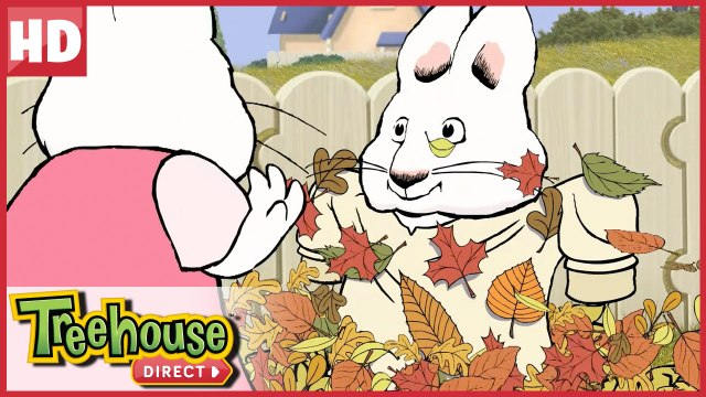 Jump in Some Leaves with Max & Ruby | Fall Season Clip!