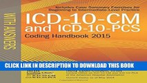 Collection Book ICD-10-CM and ICD-10-PCS Coding Handbook, with Answers, 2015 Rev. Ed.