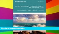 Big Deals  Crisis Assessment, Intervention, and Prevention (2nd Edition) (Erford)  Free Full Read