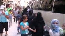 ارتش سوریه پایان آتش بس را اعلام کرد