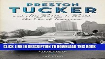 Collection Book Preston Tucker and His Battle to Build the Car of Tomorrow