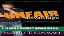 Collection Book Unfair Advantage: The Power of Financial Education